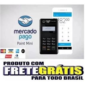 Maquininha De Cartão Point Mini Mercado Pago (envio Hoje)*