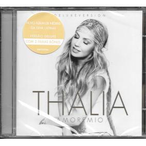 Cd Thalia Amore Mio Deluxe (c/ Fat Joe, Becky G) Br