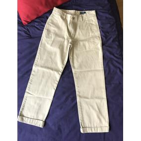 Pantalon Polo Cafe Para Niño