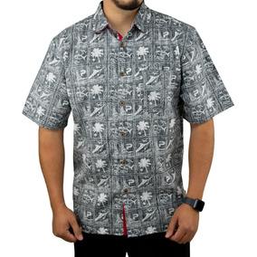 Camisa Pelagic 1016182001 Islander Woven