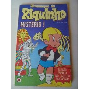 Almanaque Do Riquinho Nº1 Rge Ano 1978 Excelente!