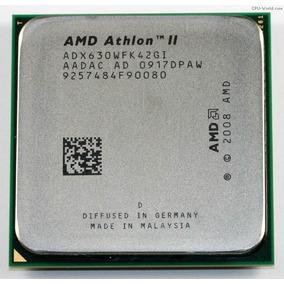 Amd Athlon Ii X4 630 Quad-core