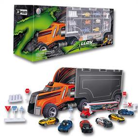 Brinquedo Caminhão Express Wheels Truck Multikids Br789