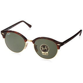 39e9d09bd31 Ray-ban Unisex Clubround Classic Rb4246 990 Non-polarized
