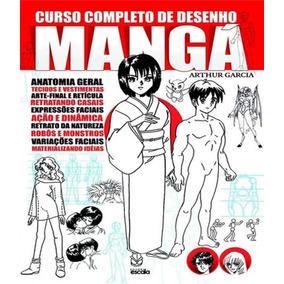 Curso Completo De Desenho - Manga