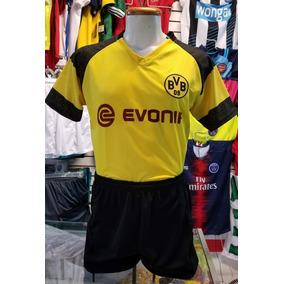 632e4422ec214 10 Uniformes De Futbol Calidad Dri-fit Borussia Visita 2019