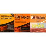 Kit Estudio Pmp Rita Mulcahy V9 Es Libro+hottopics+simulador