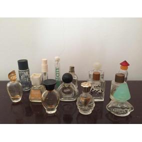 Frascos De Perfumes Miniaturas Antigos
