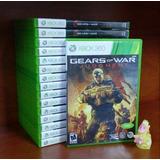 Gears Of War Gow Judgment Xbox 360 + Envío Gratis