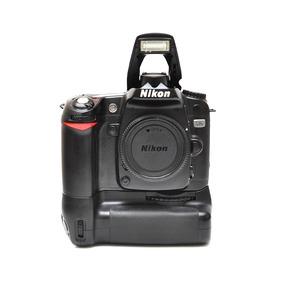 Nikon D80 + Grip + Bolsa = D90 D3100 D300 D3200 D70 D5000 D2
