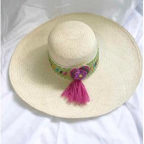 Sombreros Jipijapa Mujer en Mercado Libre México 5c2c309d1a1