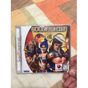 Soul Fighter. Original Dreamcast