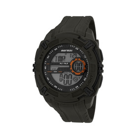 e805347cd9e Pulseira Relogio Mormaii Mo1077ab - Joias e Relógios no Mercado ...