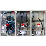 cfe11e58f87 Caixa De Luz Montada Para 8 Relogio - Energia Elétrica no Mercado ...