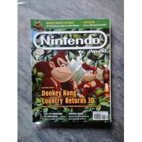 Nintendo World #169 Donkey Kong Country Returns 3d