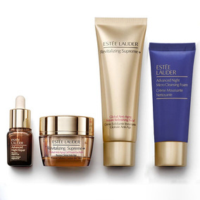 Estée Lauder Set Regalo De Cremas Maquillaje Con Garantía
