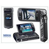 Nokia N93 1 Celular Camera Defeito Tela Fica Virada De Lado