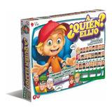 A Quien Elijo? Juego Personas Original Top Toys Mundo Manias