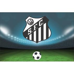 102a127bb4 Painel Para Festa Do Santos Futebol - Festas no Mercado Livre Brasil