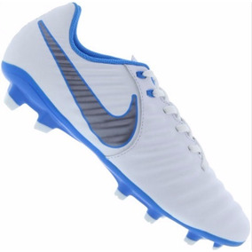 Nike Tiempo Campo Azul - Chuteiras Nike no Mercado Livre Brasil 1a7e723acc4c6