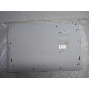 Carcaça Base Inferior Notebook Lg 15u340 Original Branca Us