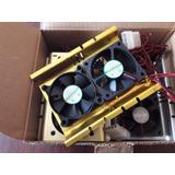 Ventilador Doble Cooler De Disco Duro Sata Y Pata (ide) Hd L