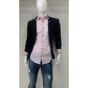 Sacos Hombre Casual Elegante - Ropa ae753ce48f97