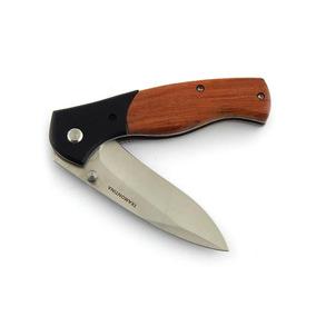 Canivete 3 Com Cabo Em Madeira - Tramontina