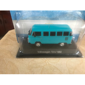 Miniatura Argentina Volkswagen T2b 1/43
