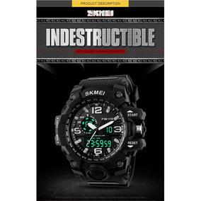 d30aaa52a12 Skmei 1155 S Shock Militar Tático (  G-shock Casio Timex)