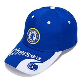 Chelsea F.c. - Gorra De Beisbol Azul Ajustable Egb Bordada A e0fee8c110da2
