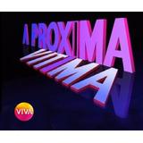 Novela A Próxima Vítima - 80 Dvds (extras+final Alternativo)