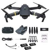 Nuevo: Drone X Pro Cámara 2mp 3 Baterías Combo