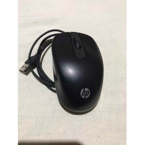 Mouse Com Fio Hp