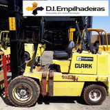 Empilhadeira 2,5ton Clark, Hyster, Yale
