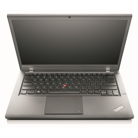 Ultrabook Lenovo T440 Core I5 4 Geracao 8gb 500gb Win 10