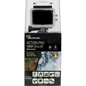Intek Acción Pro Ultra Hd 1080p Deportes Cámara De Acción