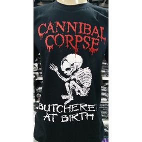 Lp Cannibal Corpse Butchered - Calçados 20a7b0faad7