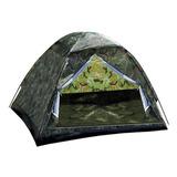 Barraca Camping 3 Pessoas Pantanal Mor Com Sacola