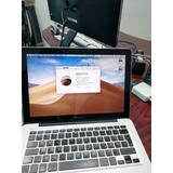Macbook Pro 13-inch Mid 2012 240 Gb Ssd Core I5 8 Gb Ram