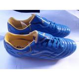 Zapatos Nuevos Futbol Campo Mikasa 44 Originales Los Cambio