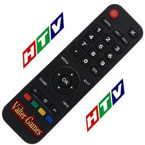 Controle Remoto Htv 5 Box Philco Lg Samsung Cce Aoc