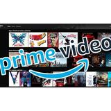 Amazon Prime Video 1 Mes + 7 Dias Entrega Inmediata