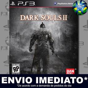 Dark Souls Il Ps3 Midia Digital Psn Envio Imediato