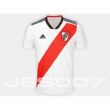 Nueva Camiseta Titular De River Plate 2018/19 - adidas