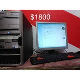 Computadora Escolar Gateway // Super Barata