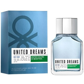 Benetton United Dreams Go Far Eau De Toilette 200ml