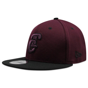 404029865de46 Gorra New Era 9 Fifty Lmp Tomateros King Star Guindo