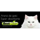 Arena De Gato Súper Absorbente 5kg