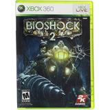 Bioshock 2 Xbox 360 Nuevo Y Sellado